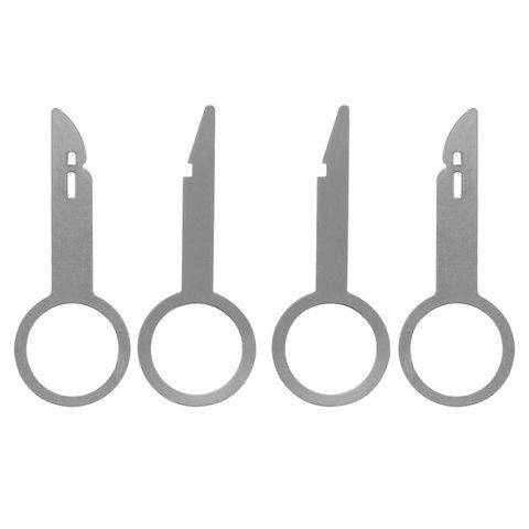 Набор инструментов для снятия обшивки (36 предметов) Превью 24