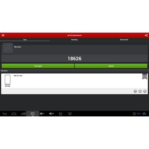 Мультимедийная Android приставка Minix Neo X7mini Превью 4