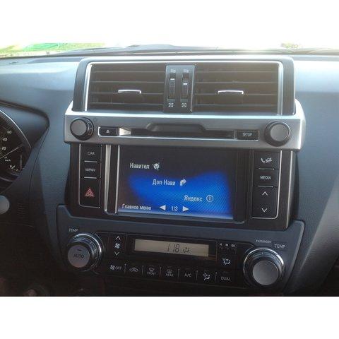 Навигационная система для Toyota с системой Touch 2 Panasonic Превью 1