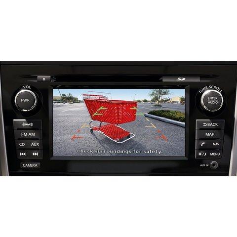 Кабель для подключения камеры к монитору Nissan Connect 1 / 2 / 3 поколения (24036BG00A) Превью 6