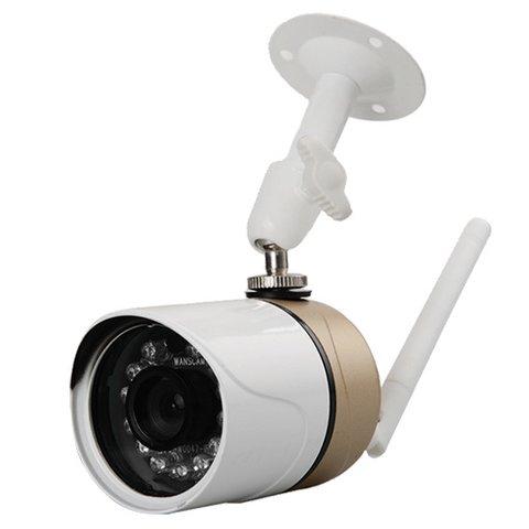 Комплект: мережевий відеореєстратор Wanscam HL0162 та 4 безпровідних IP-камер спостереження Прев'ю 2