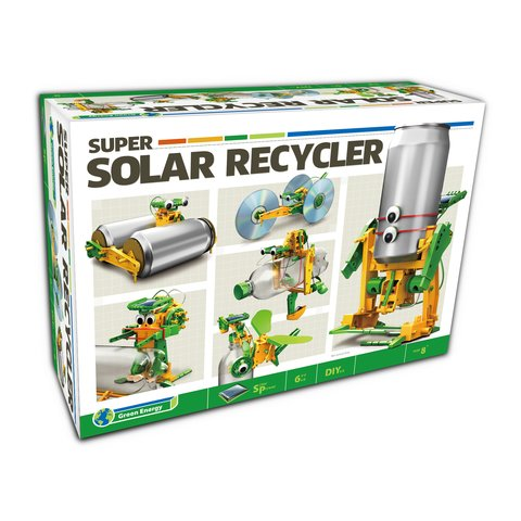 CIC 21-616 Super Solar Recycler DIY Kit 6 in 1 - /*Photo|product*/