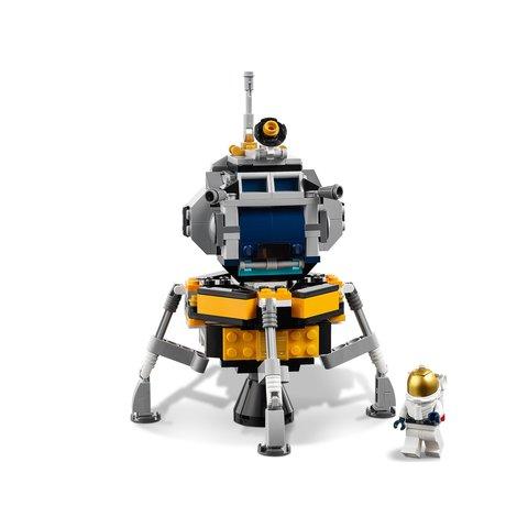 Конструктор LEGO Creator Пригоди на космічному шатлі 31117 Прев'ю 4