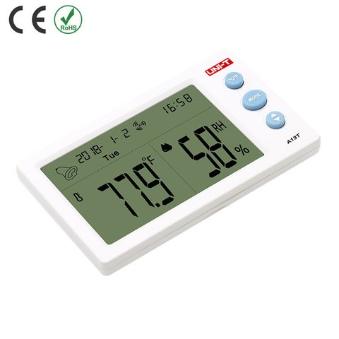 Temperature Humidity Meter UNI-T A13T Preview 3
